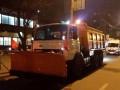 Дороги Киева от снега чистят почти 200 единиц спецтехники