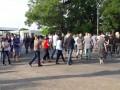 Одесситы перекрыли трассу из-за смертельного ДТП с 4-летней девочкой