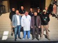 Неизвестные пытаются захватить приемную Одесского медицинского университета
