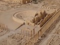 В РФ показали разрушенные памятники Пальмиры