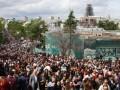 Пресса Британии: Москва гуляет против Путина