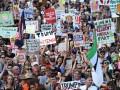 В Лондоне протестовали против Трампа