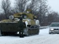На Донбассе сократились обстрелы. Карта АТО за 25 декабря