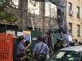 В Нью-Йорке при обрушении дома погиб рабочий