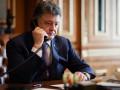 Порошенко и Меркель договорились о встрече на саммите в Милане