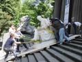 Из Национального музея Украины убрали статую Ленина