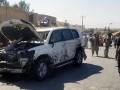 В Афганистане напали на кортеж губернатора: восемь жертв