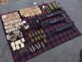 На Киевщине задержали трех торговцев оружием