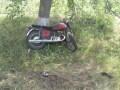 В Николаевской области мотоцикл врезался в дерево, есть погибшие