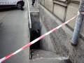 В Одессе женщина родила на улице и бросила мальчика