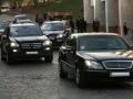 Рада отказалась голосовать за запрет перекрытия дорог во время проезда Януковича