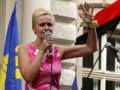 Фарион объяснила Колесниченко, что значит на украинском языке слово