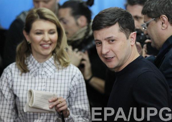 Жена Зеленского поддерживает перенос АП