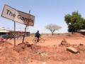 Перемещение сенегальских войск перед вторжением в Гамбию: видео