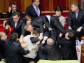 В Раде предложили снять неприкосновенность с нардепов и президента одновременно