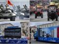 Танки и стиралки: что показала Беларусь на параде в День независимости
