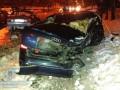 В Ровно столкнулись четыре авто: два водителя в реанимации