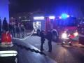 Более 20 человек пострадали во время пожара в развлекательном центре Львова