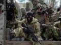 Сепаратистов ночью обстреляли со стороны российской границы - СНБО