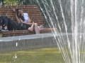 В Киеве зафиксирован первый температурный рекорд июля