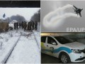 Итоги 26 января: блокада Донбасса, испытания российского истребителя и убийство в Днепре