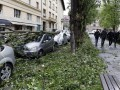 В Хорватии бушует мощный ураган: людей просят оставаться дома