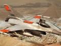 В Египте разбился истребитель F-16, экипаж не выжил