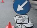 Недалеко от Кировограда перевернулась фура с сырьем из урановой шахты