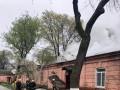 В Одессе горела психбольница: с огнем боролись 40 спасателей
