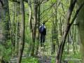 В Киеве на территории ВДНХ нашли повешенным парня