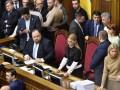 Баталии в Раде: Тимошенко блокирует президиум даже во время перерыва