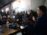 Саакашвили: Меня душили бандерлоги