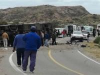 В Аргентине произошло ДТП с участием автобуса: погибли 12 человек
