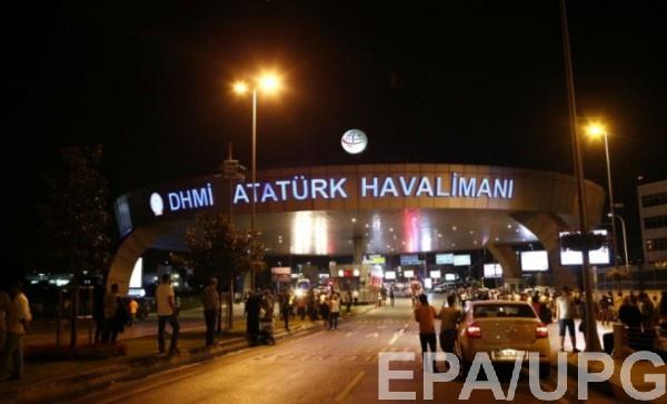 Аэропорт Ататюр возобновил свою работу