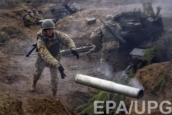 На Донбассе погиб один боец ВСУ