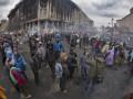 Кабмин выделил финпомощь для участников Майдана