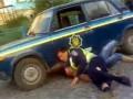 В Тернопольской области сотрудники ГАИ отобрали телефон и избили водителя