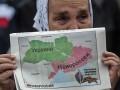 День в фото: Митинги в Донецке и Сорос в Киеве