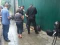 У задержанных под Радой изъяли пять самодельных дымовых шашек