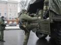 Россия активизировала переброску военной техники на Донбасс - Турчинов
