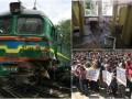 Итоги выходных: столкновение поездов в Хмельницкой области, обстрел Красногоровки и митинг в Севастополе