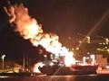 В турецком порту взорвался танкер, есть жертвы