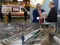 Итоги 1 декабря: Оползень в Киеве, взрыв в метро Стамбула и корона для Путина