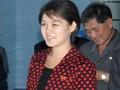 Скандальная супруга Ким Чен Уна посетила футбольный матч