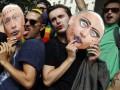 Фотогалерея: России с любовью. Европейские геи ополчились против политики Путина