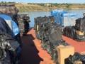 В Черном море задержали рекордную партию контрабандных сигарет