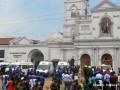 Взрывы в церквях и отелях Шри-Ланки: 52 погибших