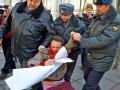 В Петербурге полиция впервые провела задержания за пропаганду гомосексуализма
