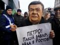 Появились видео стычек между полицией и сторонниками Саакашвили