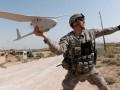 Пограничники зафиксировали полет пяти беспилотников в зоне АТО